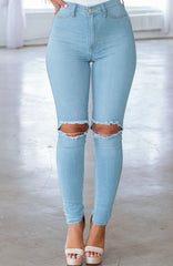 Lenita Jeans - Light Blue