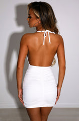 Anita Mini Dress - White