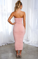Haven Maxi Dress - Dusty Pink