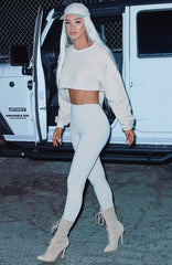 Shani Grimmond x Babyboo - Glow Up Leggings - Beige