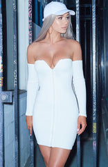Shani Grimmond x Babyboo - Mykonos Dress - White