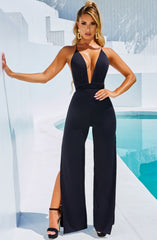 Isabella Jumpsuit - Black