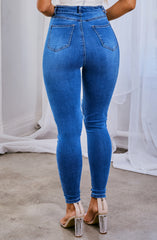 Shani Grimmond x Babyboo - Feelin it Jeans - Blue