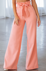 Monica Pants - Peach