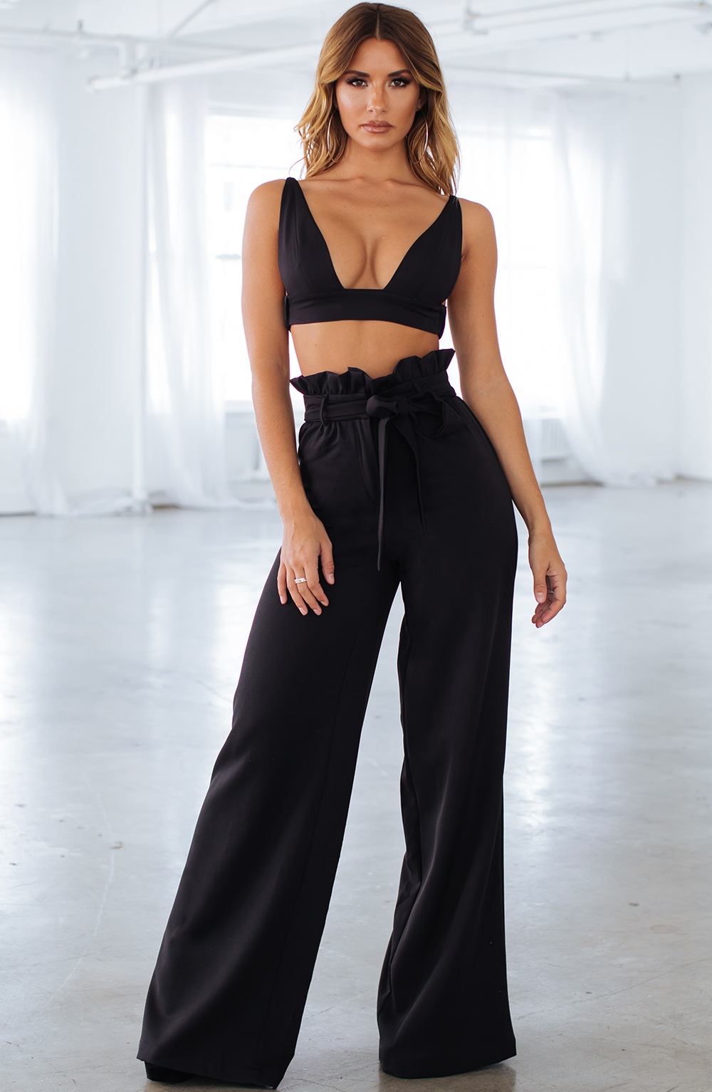 Monica Pants - Black