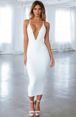 Julia Dress - White