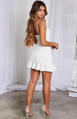 Marcella Mini Dress - White