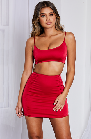 Nikki Set - Red