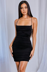 Lexa Mini Dress - Black
