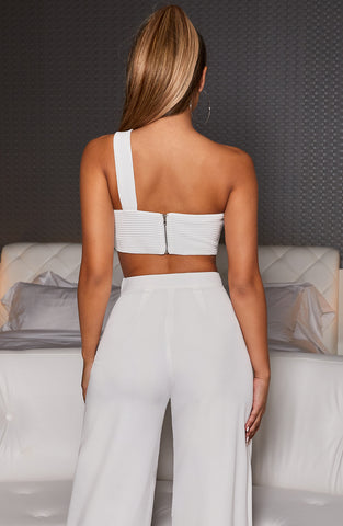 Elle Top - White