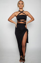 Zyla Wrap Set - Black