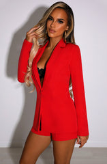 Natasha Jacket - Red