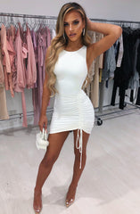 Alaya Mini Dress - White