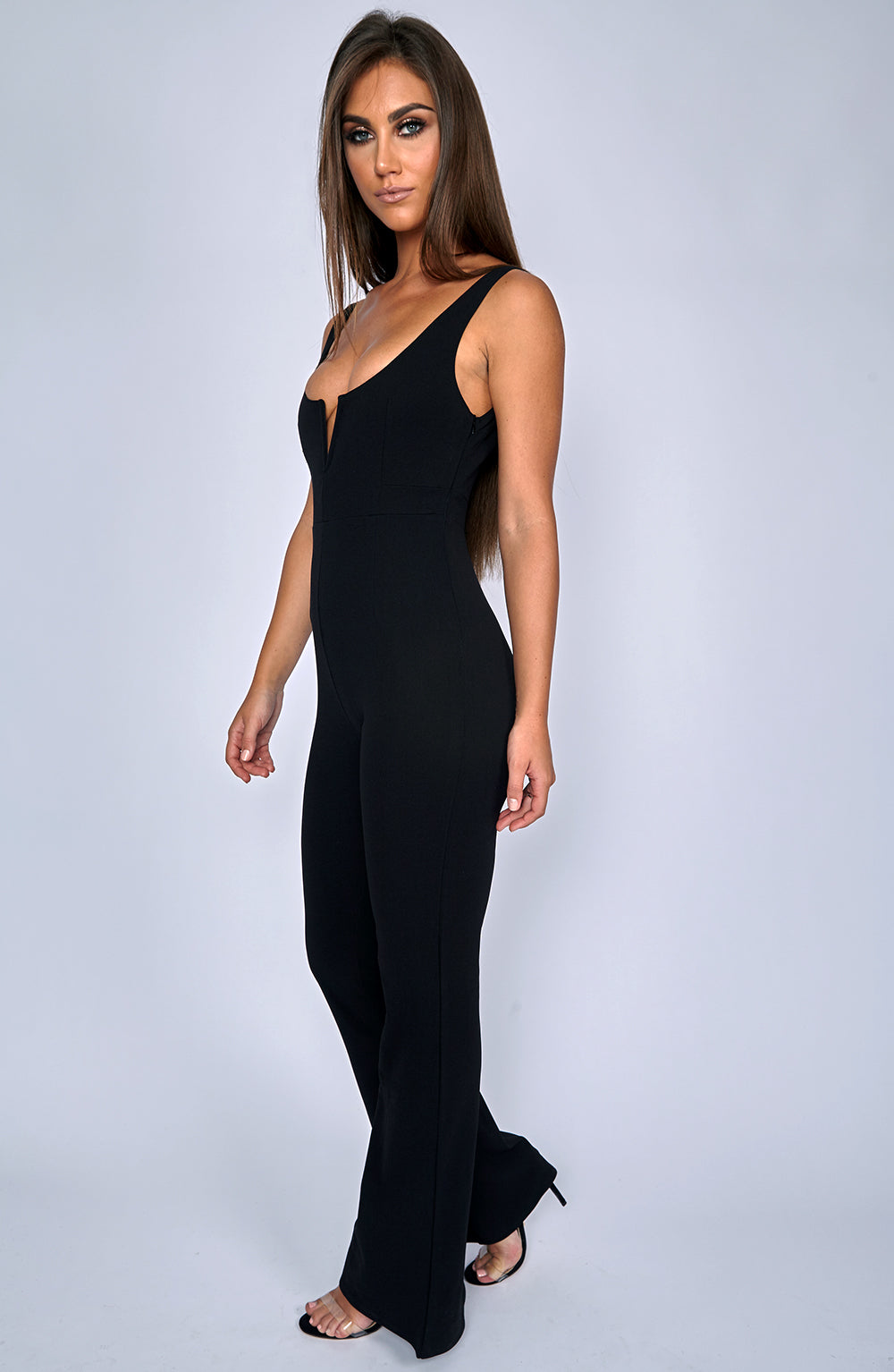 Valerie Jumpsuit - Black