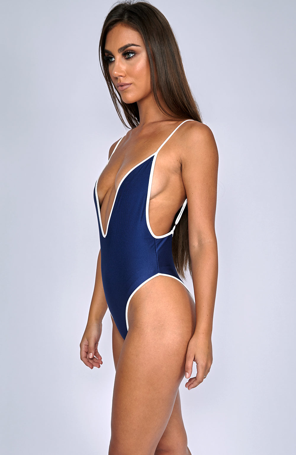 It Girl Onepiece - Blue