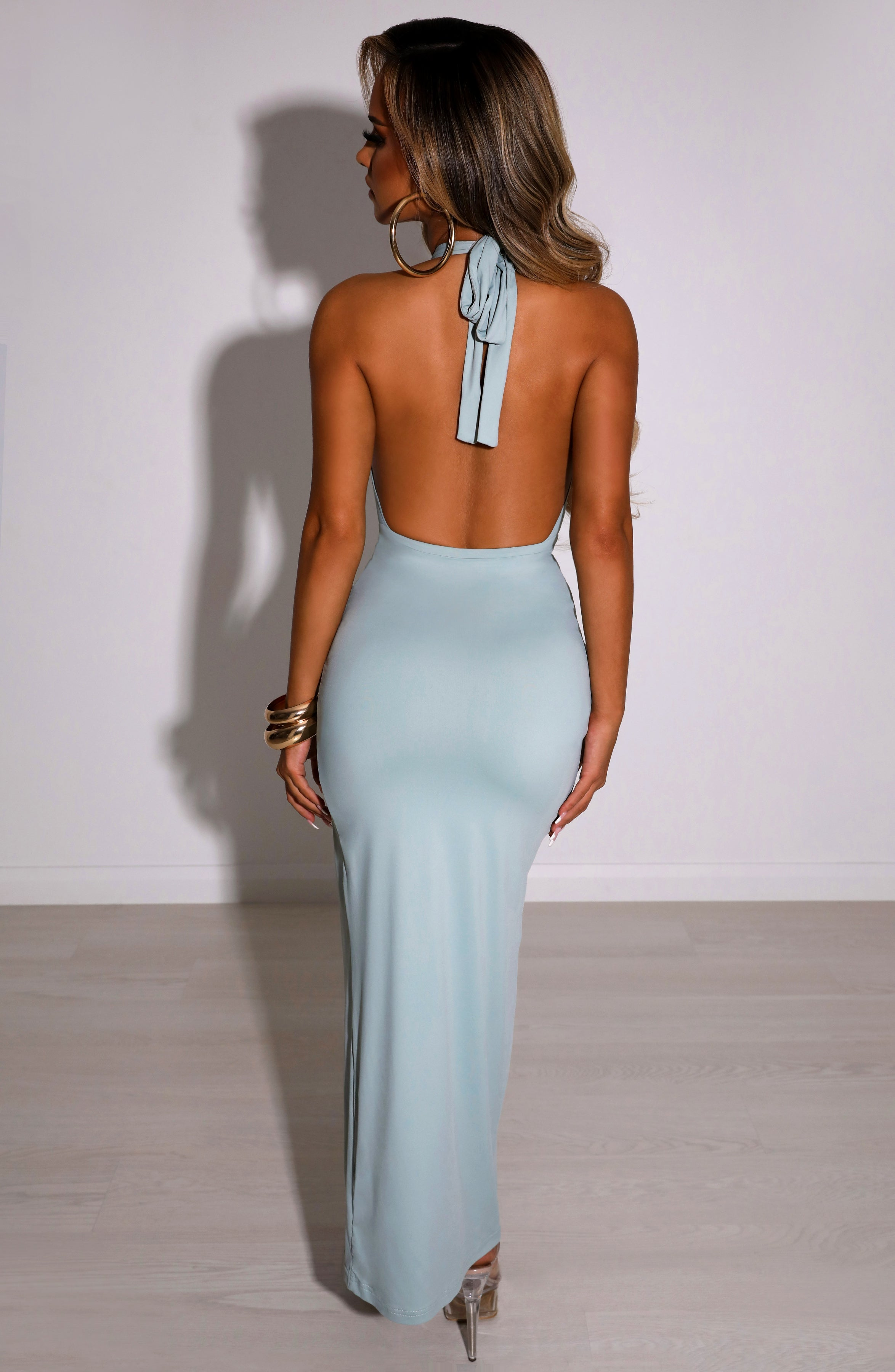 Shanaya Maxi Dress - Sage