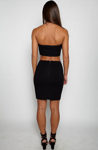 Kylie Skirt - Black
