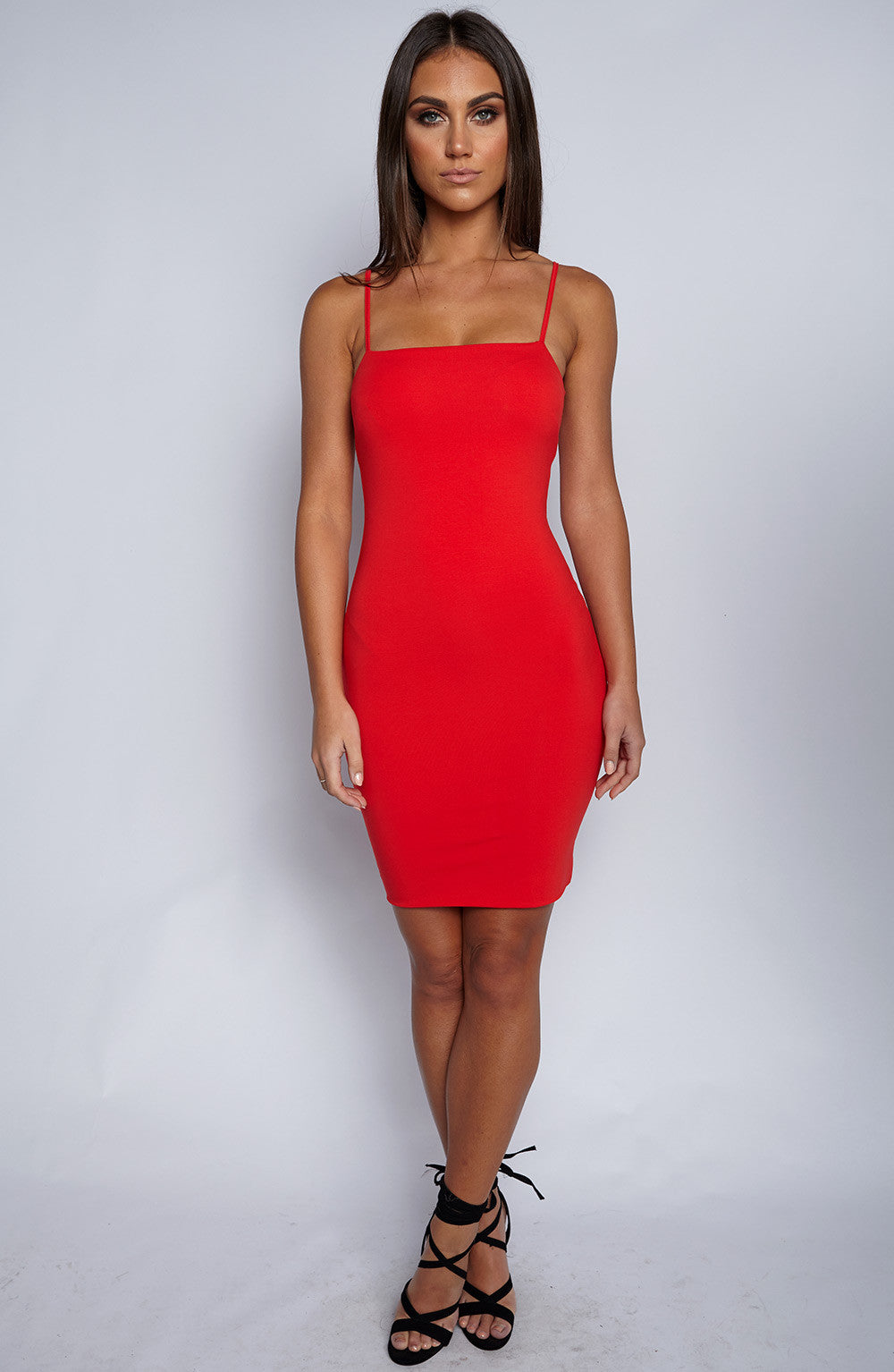 Ultimate Dress - Red