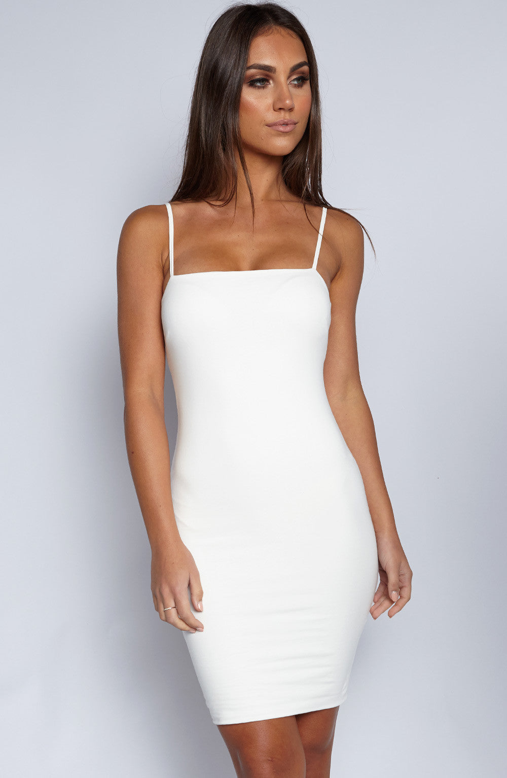 Ultimate Dress - White