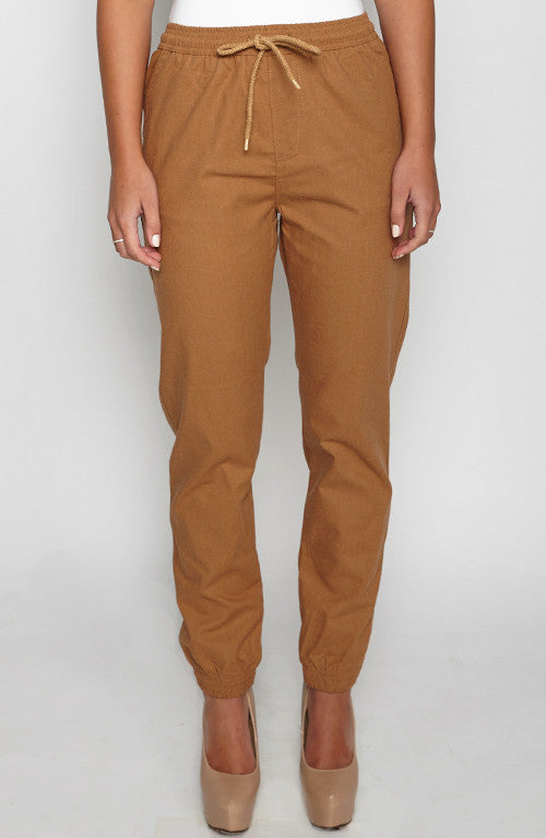 Calm It Pants - Brown