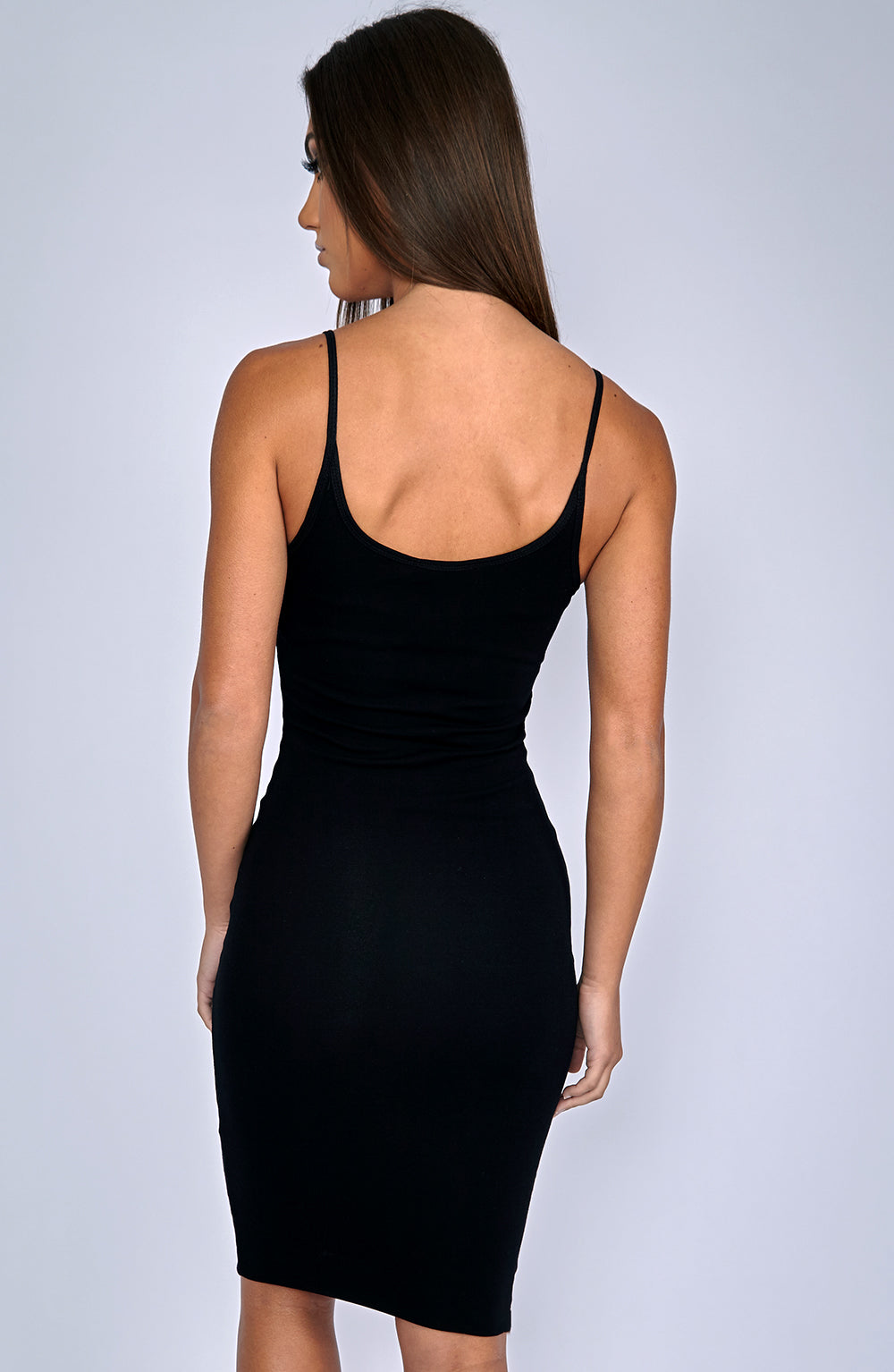 Zaphire Dress - Black