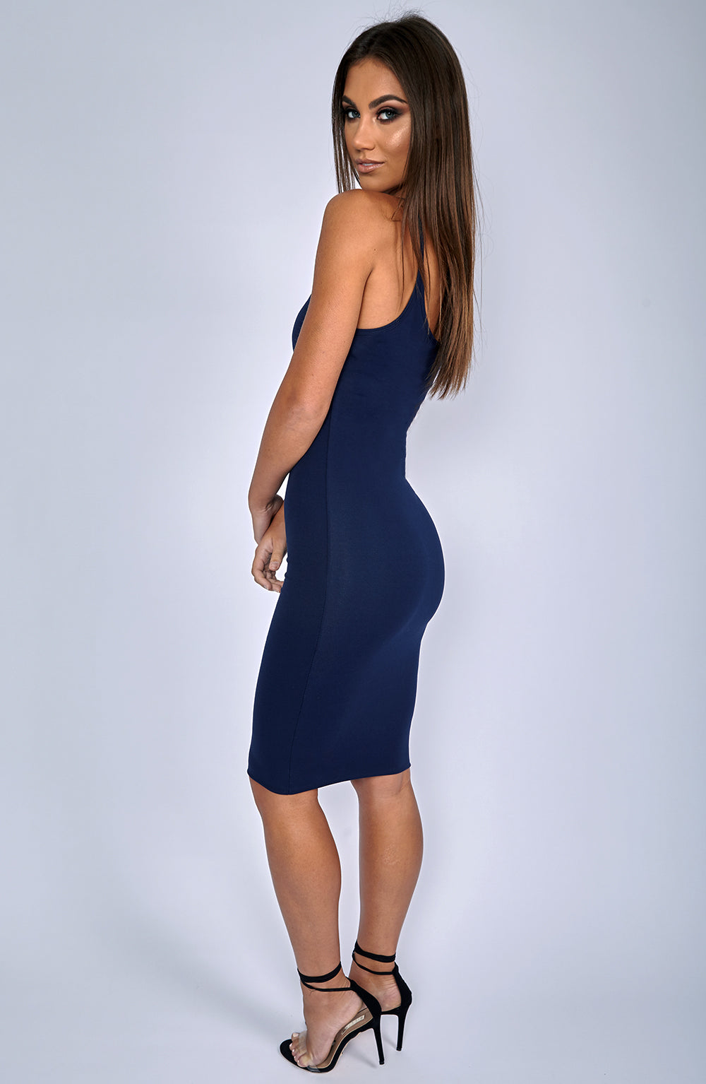 Zaphire Dress - Navy