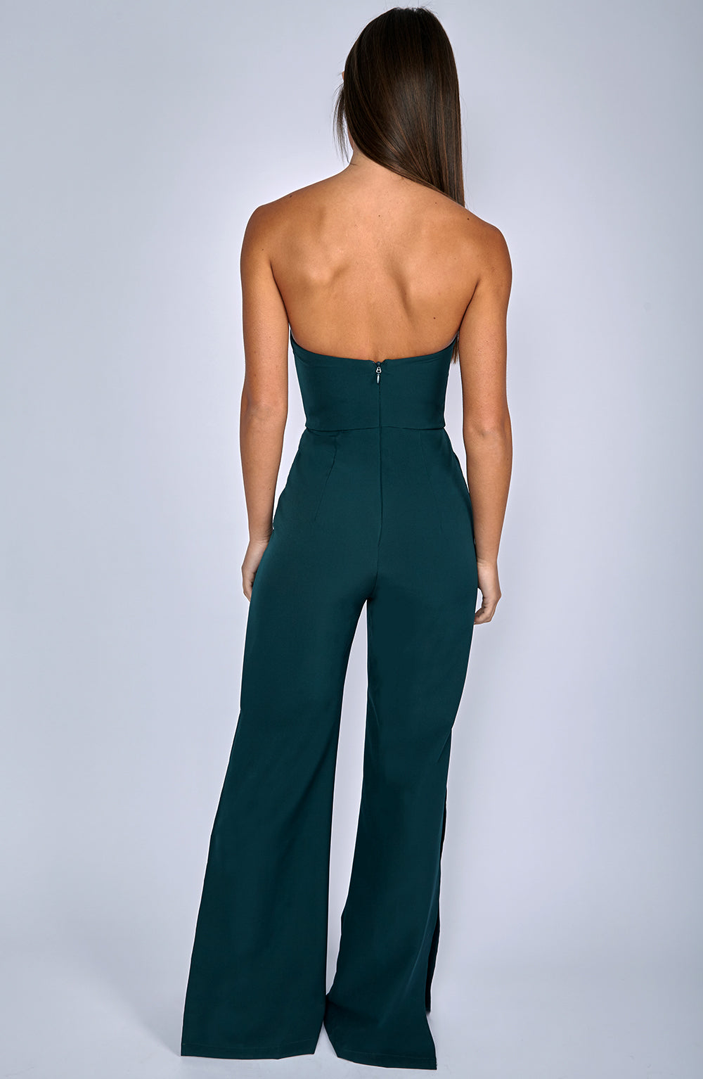 Rebel Heart Jumpsuit - Emerald