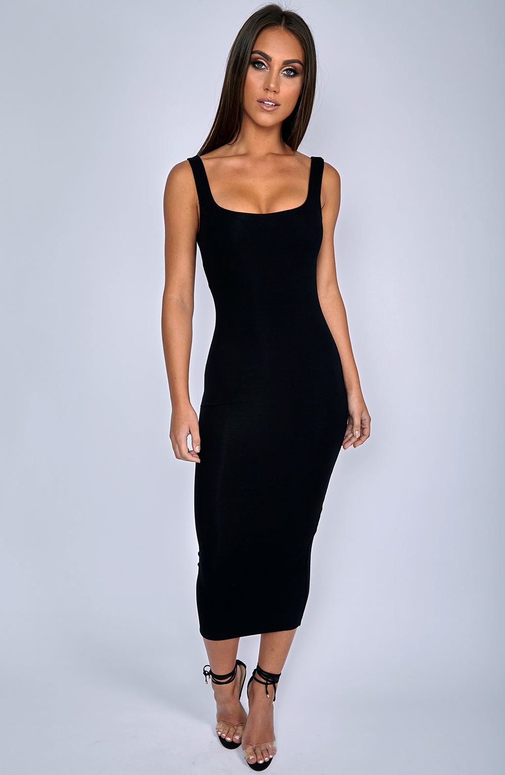 Basic Bish Dress - Black
