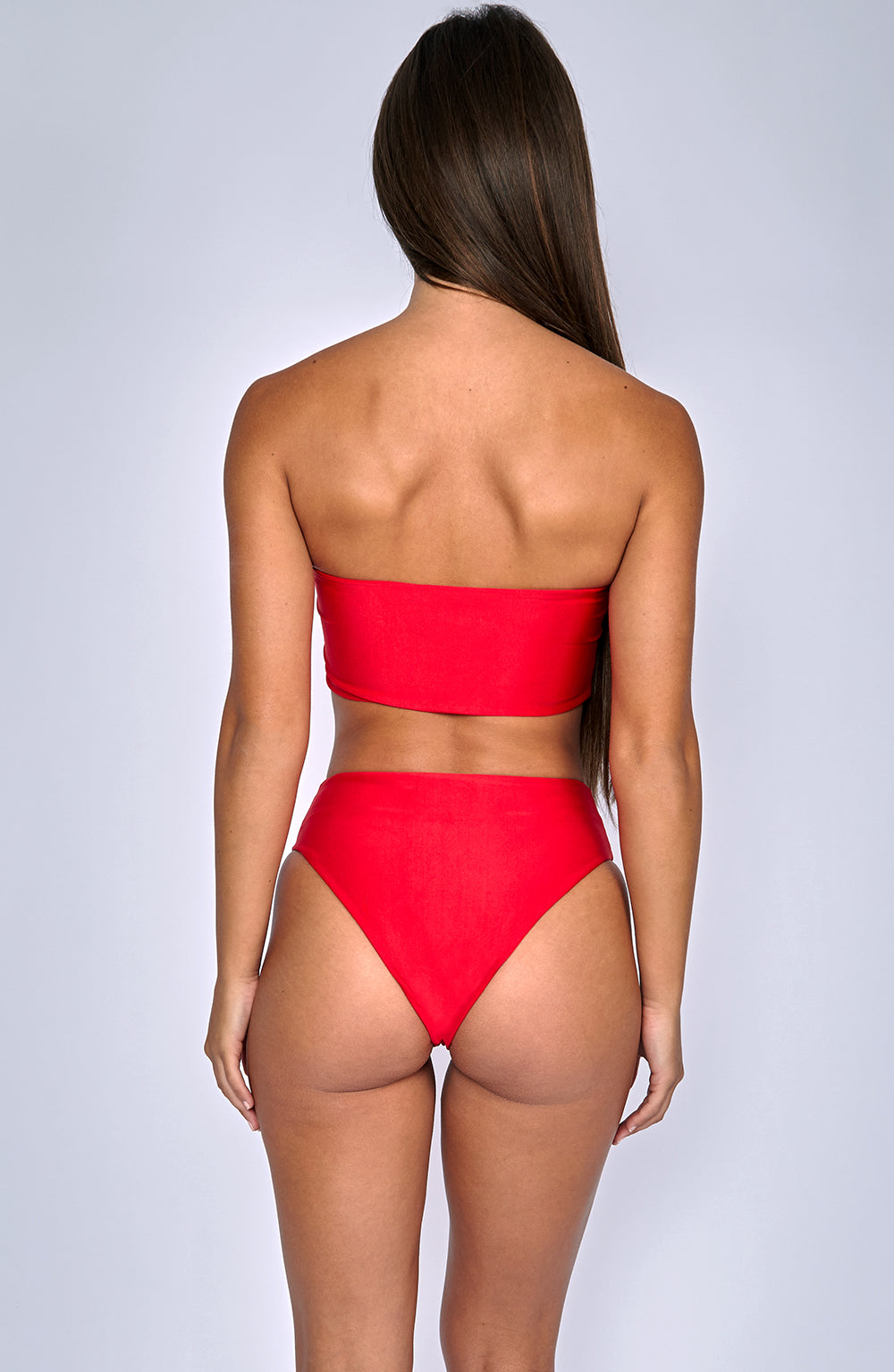 Alina Swimwear Set - Red