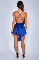 Unconditional Love Playsuit - Royal Blue