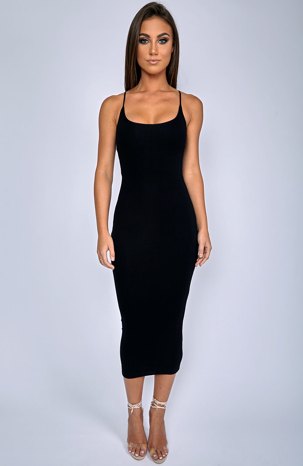 North West Maxi Dress - Black