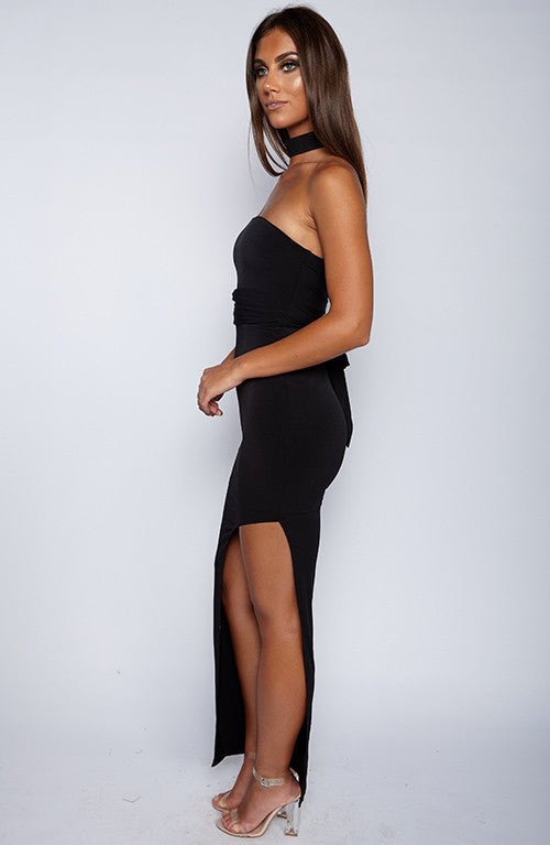 Unapologetic Dress - Black