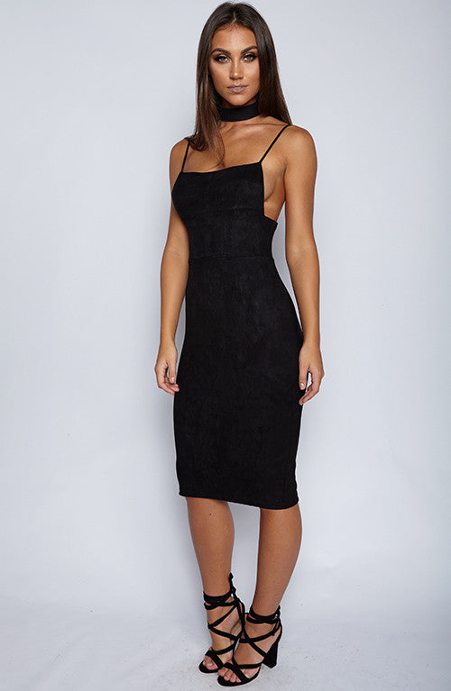 Kayleen Dress - Black
