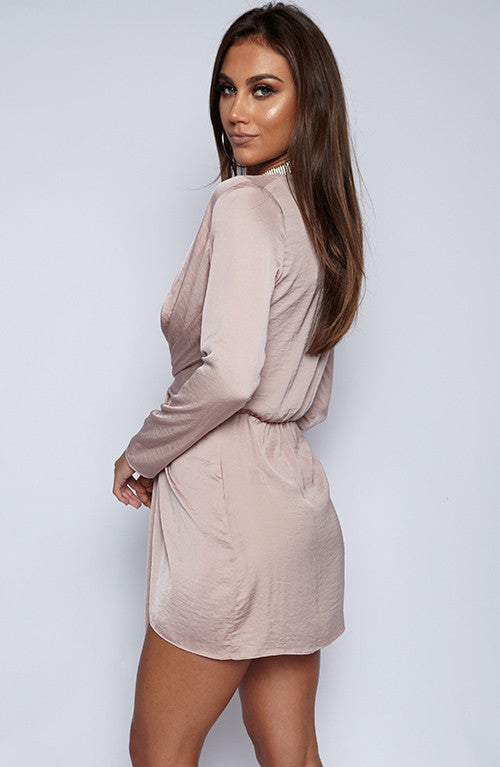 Own It Dress - Mocha