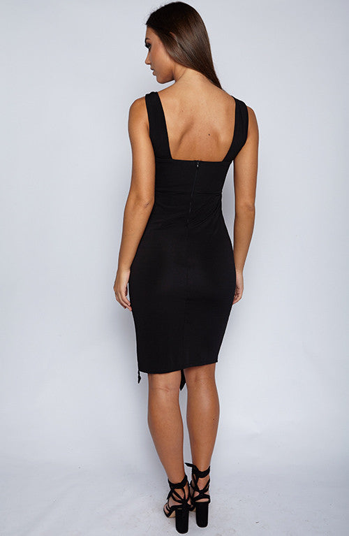 Prediction Dress - Black