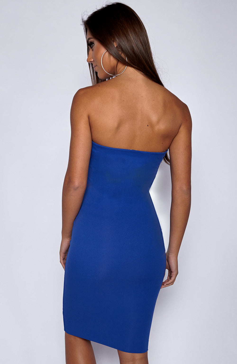 Zaria Dress - Royal Blue