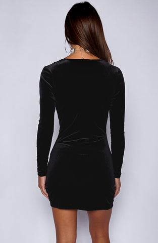 Alessandra Dress - Black