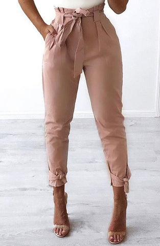 Danica Pants - Dusty Pink