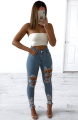 Taylor Jeans - Light Blue