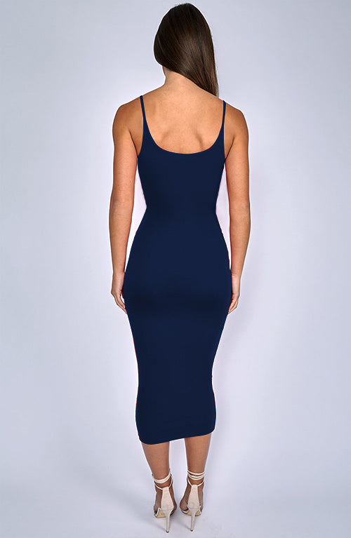 North West Maxi Dress - Navy