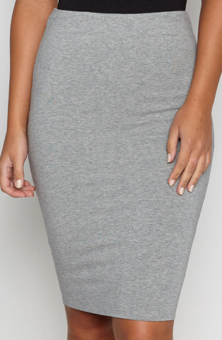 Heavenly Skirt - Grey