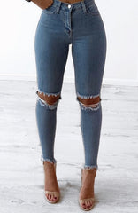 Dana Jeans - Light Blue