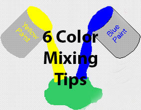 6 Color Mixing Tips
