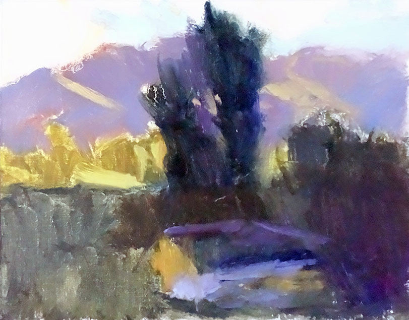 Problems You May Encounter Painting in Plein Air