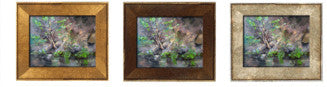 Brandywine Creek framed oil painting