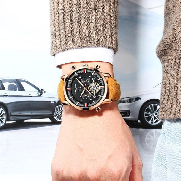 Automatic Heritage Special Edition - Rose Gold