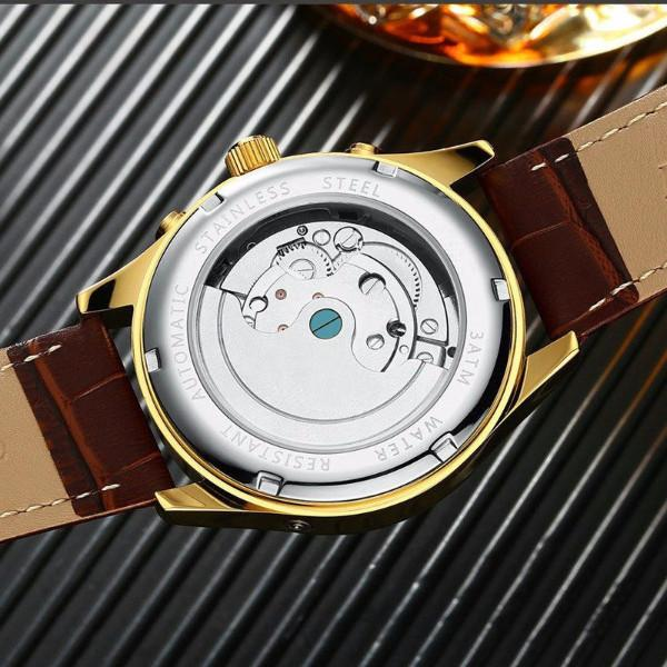 AUTOMATIC HÉRITAGE II Watch