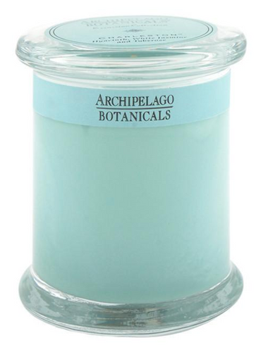 Charleston Glass Jar Candle