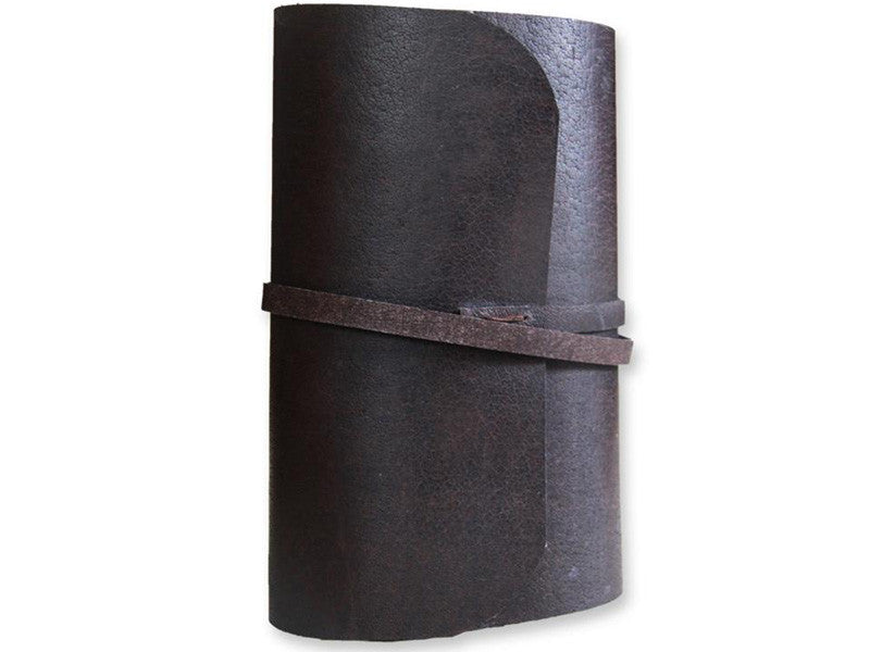 Monk Paper Buffalo Leather Medium Lokta Journal with Box