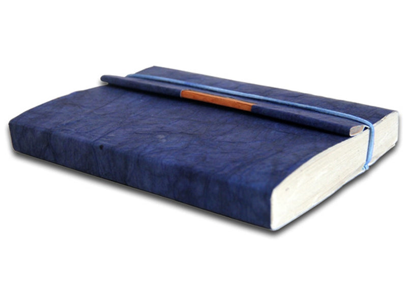 Monk Paper Butter Blueberry Lokta Safari Journal